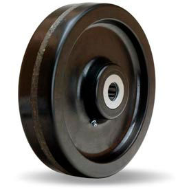 "Hamilton® Plastex Wheel 10 x 2-1/2 - 1"" Roller Bearing"