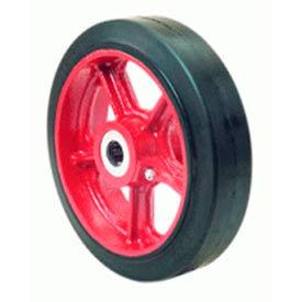 "Hamilton® Mort Wheel 10 x 2-1/2 - 1-1/4"" Roller Bearing"