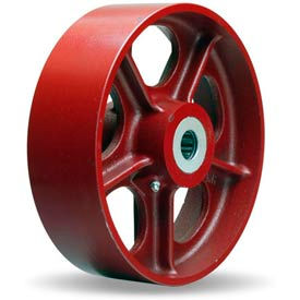 """Hamilton® Metal Wheel 10 x 3 - 1"""" Roller Bearing"""