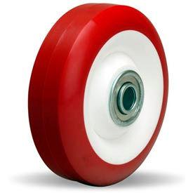 """Hamilton® Poly-Tech Wheel 4 x 1-3/8 - 3/8"""" Ball Bearing"""