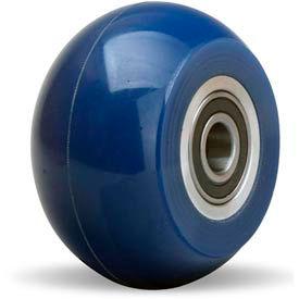 "Hamilton® Polylast™ Wheel 4 x 2 - 1/2"" Ball Bearing"