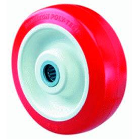 "Hamilton® Poly-Tech Wheel 5 x 1-3/8 - 1/2"" Stainless Ball Bearing"