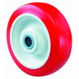 "Hamilton® Poly-Tech Wheel 5 x 1-3/8 - 1/2"" Oilless Bearing"