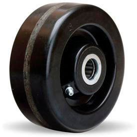 "Hamilton® Plastex Wheel 5 x 2 - 3/4"" Roller Bearing"