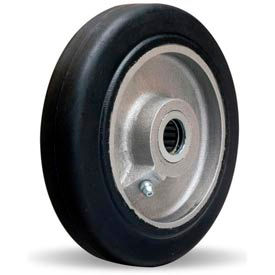 """Hamilton® Neoprene Rubber On Aluminum 6 x 1-1/2 - 3/4"""" Roller Bearing"""
