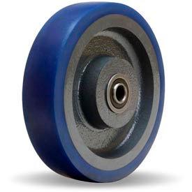 """Hamilton® Poly-Soft™ Wheel 6 x 1-1/2 - 1/2"""" Ball Bearing"""