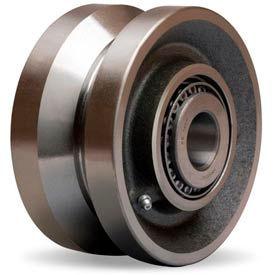"""Hamilton® V-Groove Wheel 6 x 3 - 1-1/4"""" Tapered Bearing"""