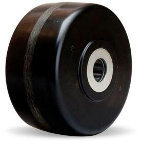 "Hamilton® Plastex Wheel 6 x 3 - 1"" Roller Bearing"