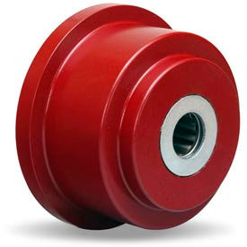 "Hamilton® Track Wheel 3-1/2 x 1-7/16 - 3/4"" Roller Bearing"