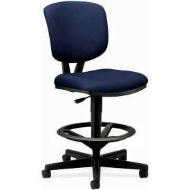 HON® Volt Armless Task Chair - Fabric - Navy