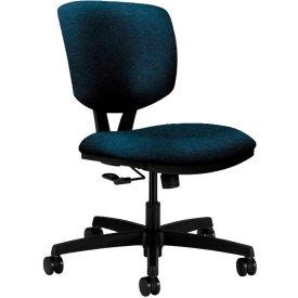HON® HON5721HAB90T Volt Armless Task Chair, Blue Olefin