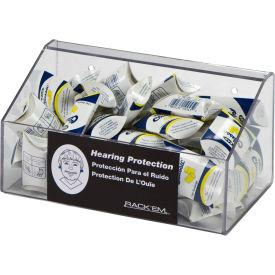 Horizon Mfg. 60 Pair Ear Plug Dispenser, Holds 10 Pair Safety Glasses, 5138-W