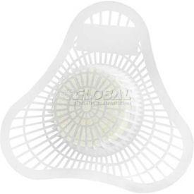 Health Gards® Smart Block Urinal Screen, Citrus, 12/Case, 87789