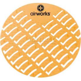 AirWorks® Urinal Screen, Mango, 10/Case, AWUS007-BX