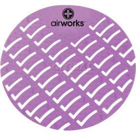 AirWorks® Urinal Screen, Vineyard, 10/Case, AWUS234-BX