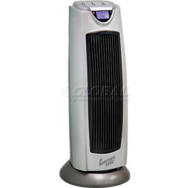 Comfort Zone® Digital Ceramic Oscillating Tower Heater CZ499 - 750/1500 Watt