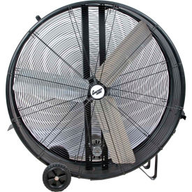 "Comfort Zone® CZMC42 Industrial Drum Fan 42"" 2 Speeds; High Velocity"
