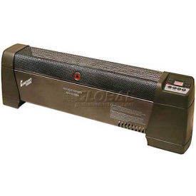 Comfort Zone® Low Profile Digital Baseboard Heater CZ650 - 750/1500 Watt