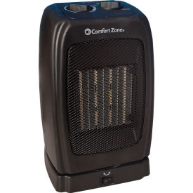 Heaters Portable Electric Comfort Zone 174 Heater Ceramic