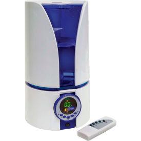 Comfort Zone® Humidifier CZHD81 W/ Remote Ultrasonic Cool Mist 1.1 Gallon