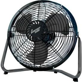 "Comfort Zone® CZHV12B High Velocity Fan 12"""