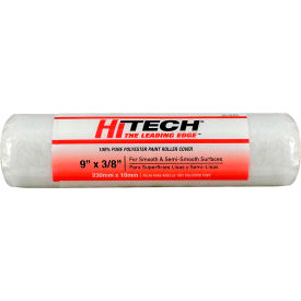 "Hi-Tech® 9"" Polyester Roller Cover 3/8"" Nap - RC01895 - Pkg Qty 18"