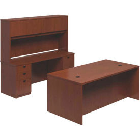 basyx by HON BL Series Office Suite, Medium Cherry