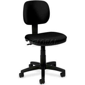 HON® - Basyx® VL610 Light-Use Basic Task Chair, Black