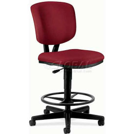 HON® - Volt® Series, Adjustable Task Stool, Burgundy