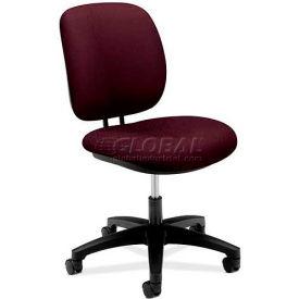 HON® - ComforTask® Task Swivel Chair, Wine