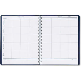 """House of Doolittle™Lesson Plan Book 51007, 11"""" x 8-1/2"""", White, 1 Each"""