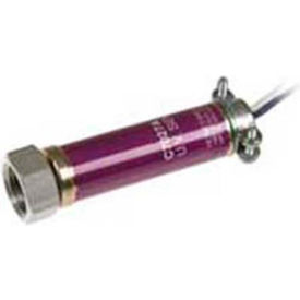 """Honeywell Flame Sensor C7027A1049, UV Minipeeper, 0 To 215°F Range, 1/2"""" NPT Threaded Spud"""