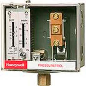 "Honeywell Pressuretrol® Steam Pressure Control L404F1060, 1/4"" NPT Female, 2-15 PSI"