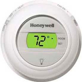 Honeywell 1Heat/1 Cool Stage Digital Round® Thermostat T8775C1005
