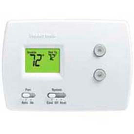 Honeywell Pro Non-Programmable Thermostat 1Heat/1Cool TH3110D1008
