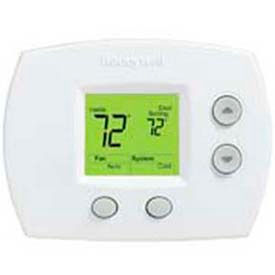 Honeywell Heating & Cooling Thermostat, TH5110D1006, 1H/1C. 1.95 Square Inch Display