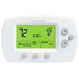 Honeywell 1 Heat/1 Cool Conventional Heat Pump Programmable Thermostat TH6110D1005U