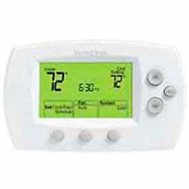 5-1-1 Programmable Thermostat 2H/2C 375 Square Inch Display
