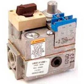 """Honeywell Standing Pilot Gas Valve V800A1088, W/ 3/4""""X3/4"""" Standard 35"""" Wc"""