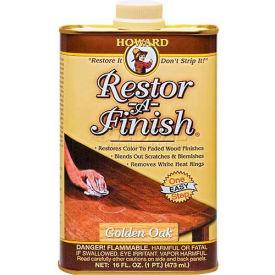 Howard Restor-A-Finish Golden Oak 16 oz. Can 6/Case