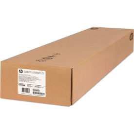 """HP Everyday Adhesive Matte Polypropylene C0F20A, 42"""" x 75', White, 2/Pack"""
