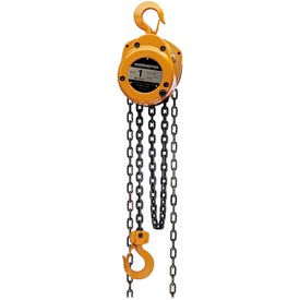 CF Hand Chain Hoist - 1-1/2 Ton, 15' Lift