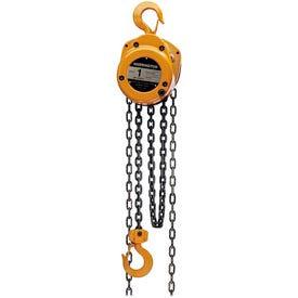 CF Hand Chain Hoist - 3 Ton, 10' Lift