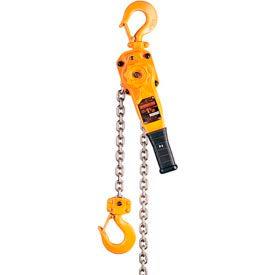 LB Lever Hoist - 1-1/2 Ton, 20 foot lift