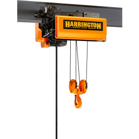 Harrington RY Electric Wire Rope Trolley/Hoists