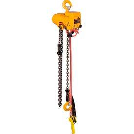 Harrington TCR Air Hoist w/ Pendant Control - 2 ton, 10' Lift