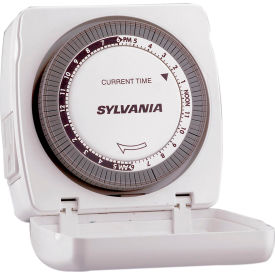 Sylvania SA110 Heavy Duty Appliance Timer