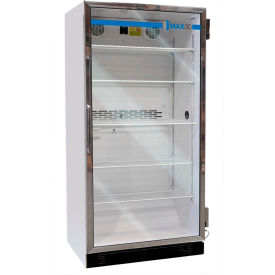 American Biotech Supply Standard Chromatography Glass Door Refrigerator, ABT-30RC, 30 Cu Ft