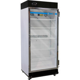American Biotech Supply Premier Laboratory Glass Door Refrigerator, ABT-30RGP, 30 Cu Ft