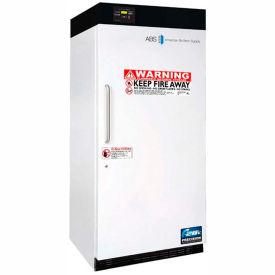 American Biotech Supply Premier Flammable Material Storage Freezer-Digital Display & Alarm, 30 Cu Ft